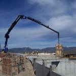Extendable Articulating Crane