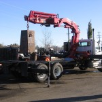 Articulating Crane Attachment