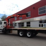 Articulating Crane Equipment