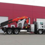 Heavy Duty Articulating Crane