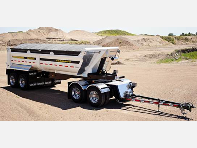 Cancade 25' Quad Wagon