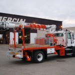 Commercial Truck Derrick Attachement