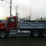 Truck Equipment for Dump Truck