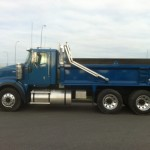 Dump Truck With Box