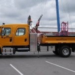 Dump Box Truck Equipment