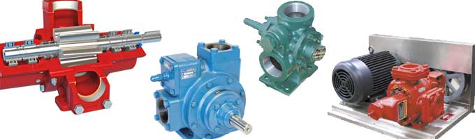 Product Pumps and Blowers for Trucks