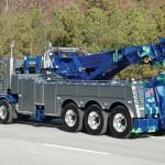 Heavy Duty Tow Truck Equipment