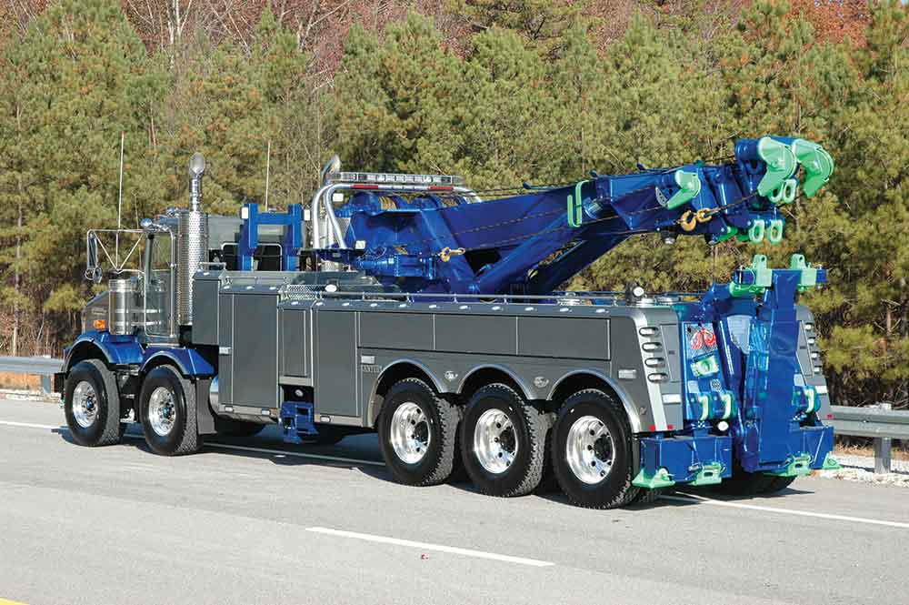 Towing Amp Recovery Vehicle Equipment Commercial Truck