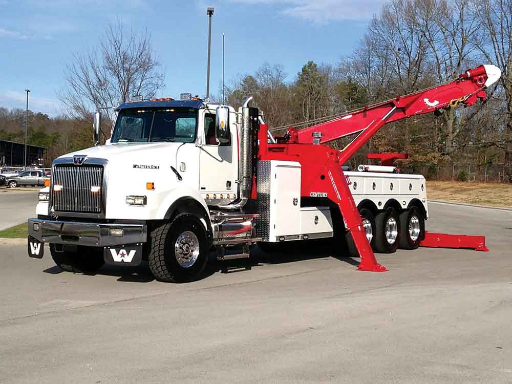 Tractor Trailer Towing Equipment : Towing equipment flat bed car carriers tow truck sales