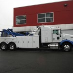 Commercial Tow Truck