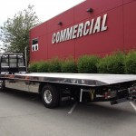 Commercial Recovery Vehicle