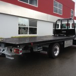 Flat Bed Recovery Vehicle
