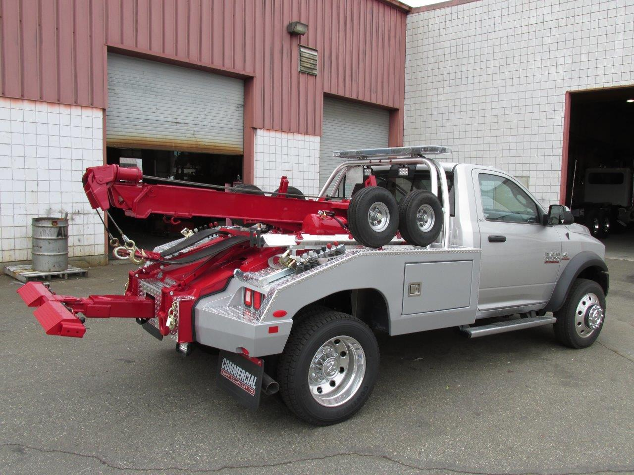 Towing Equipment Flat Bed Car Carriers Tow Truck Sales