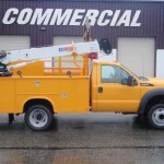 Commercial Truck Equipment service truck