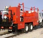 Railroad Service Truck