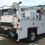 Maintainer custom service truck bodies.