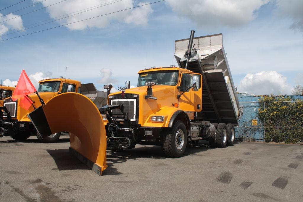 Monroe Truck Equipment >> Snow Plows and Salt Spreaders for Trucks | Commercial ...