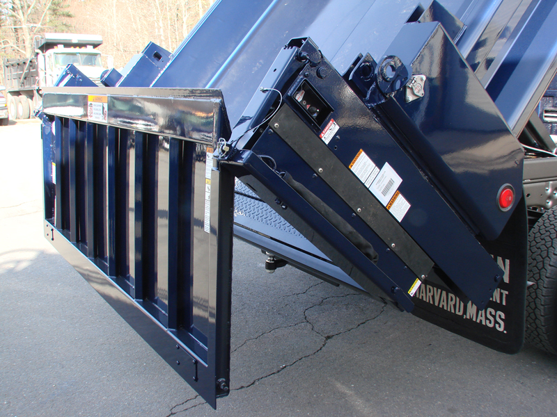 Truck Tailgates For Commercial Trucks Commercial Truck