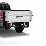 Tommy Gate Tailgate On Pick-up Truck