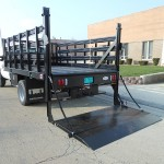 Flat Bed Tailgate Attachment