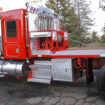 Commercial Truck Winch