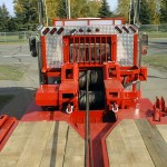 Retractable Truck Winch