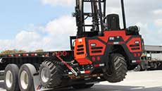 Truck Mounted Forklift_image