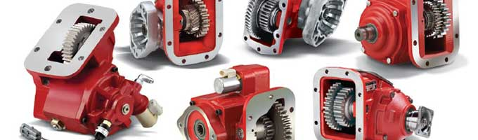 Drive Systems: PTO's, Driveline Braking Systems