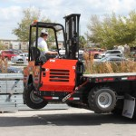 Forklift Mount Attachment for Truck