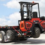 Attachment Equipment for Forklift Mount