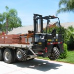 Truck Mounted Forklift