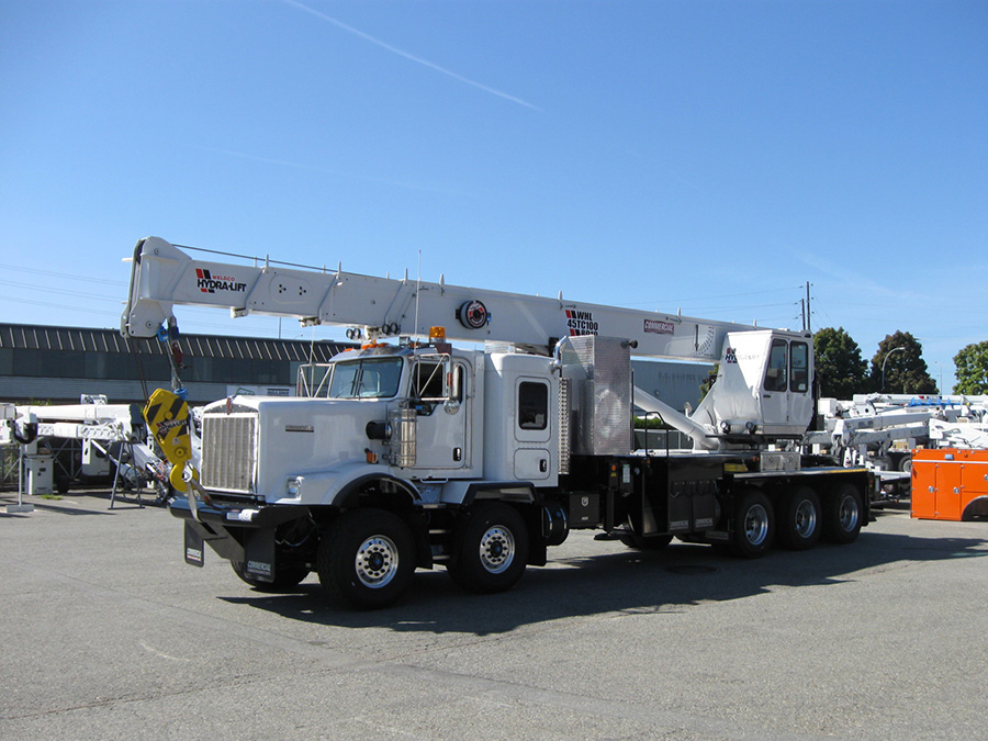 Weldco 45 Ton Crane on Kenworth C500