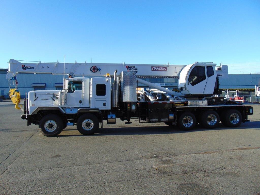 Weldco 45T Crane on Kenworth C500