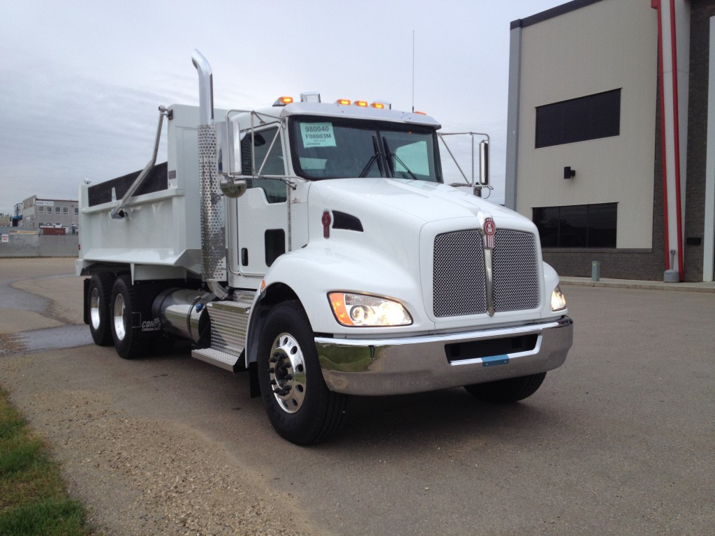 Bibeau 15′ MHD on Kenworth T-370