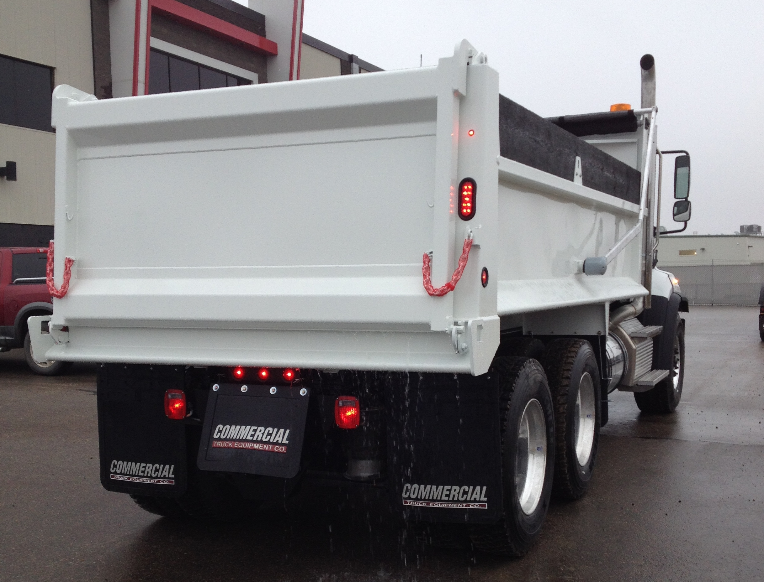 Bibeau 16 Mhd On Freightliner 114sd Commercial Truck