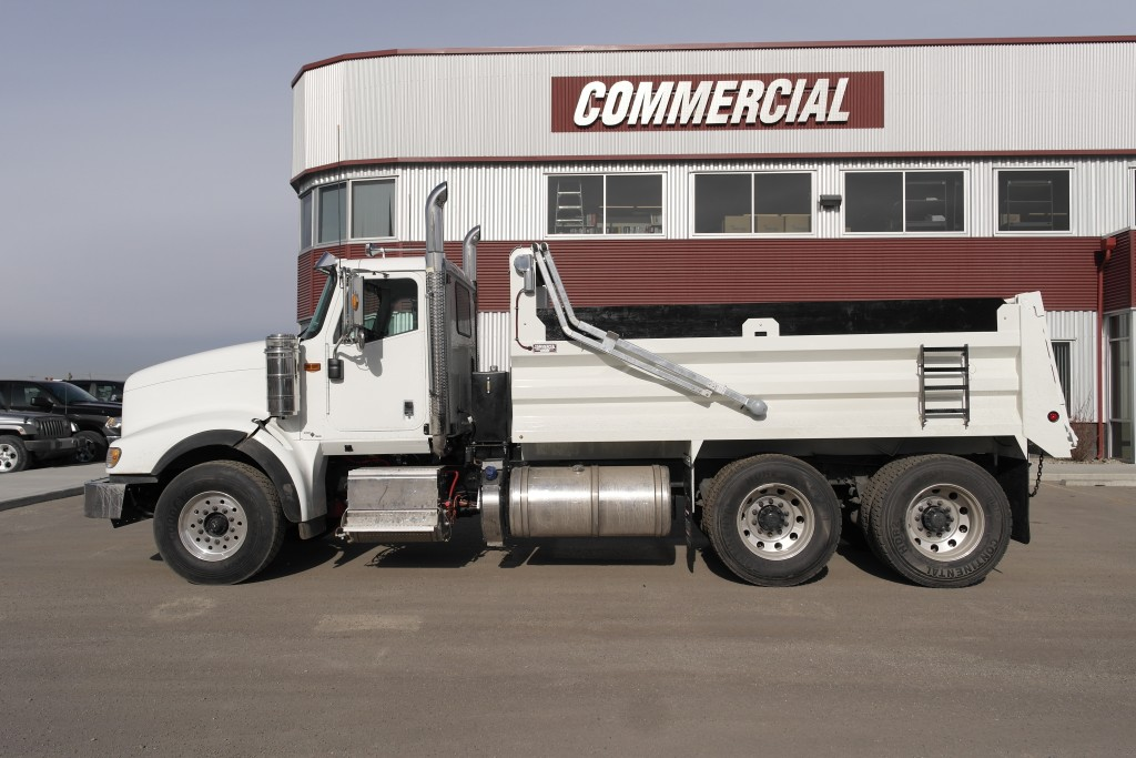 RENN 15′ HSSL Gravel Box on 5900 International