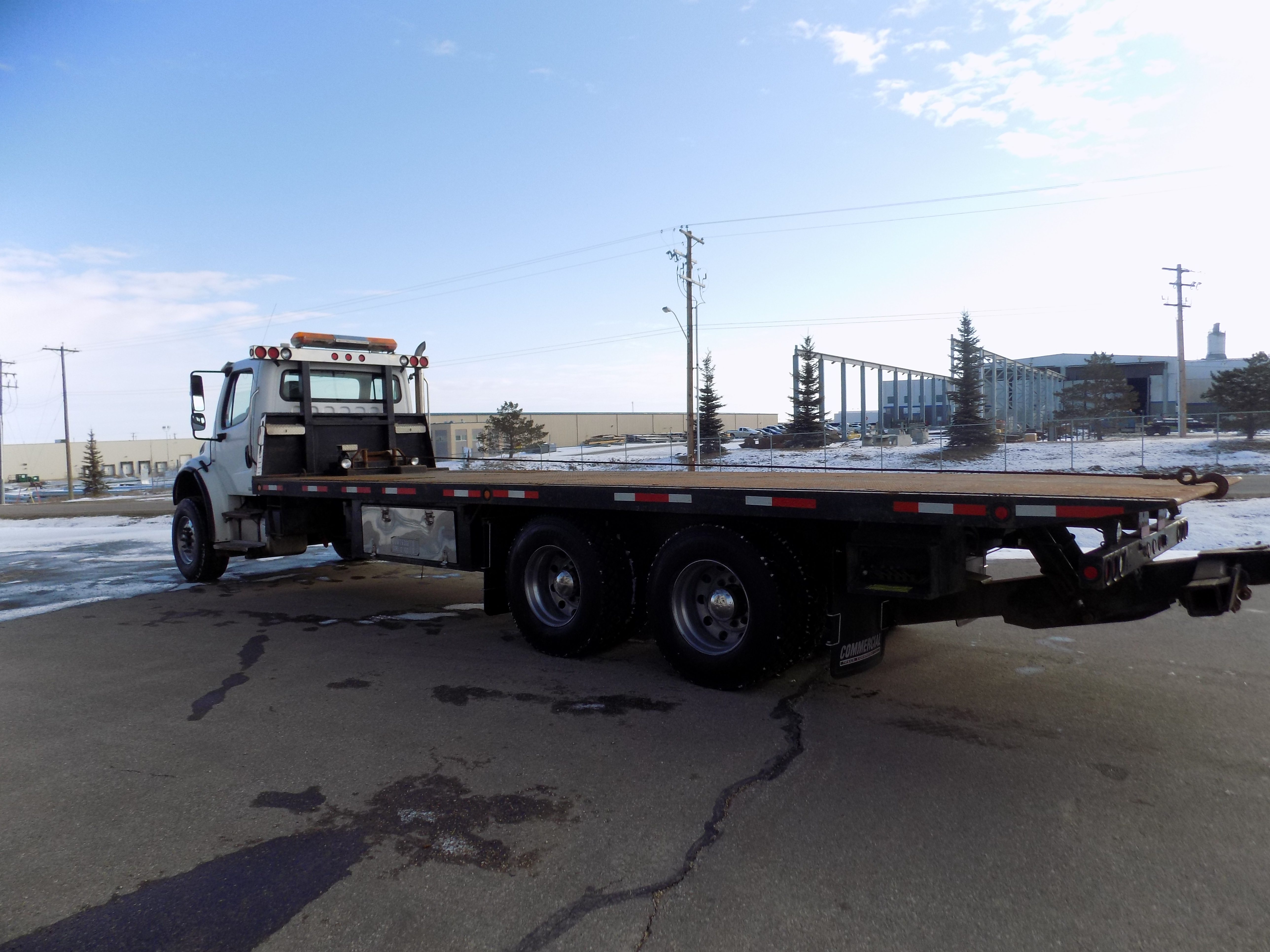 nrc 28 u0026 39  deck on freightliner m2