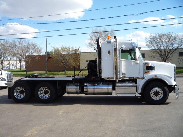 Braden HP75 Winch on 2015 Freightliner Coronado