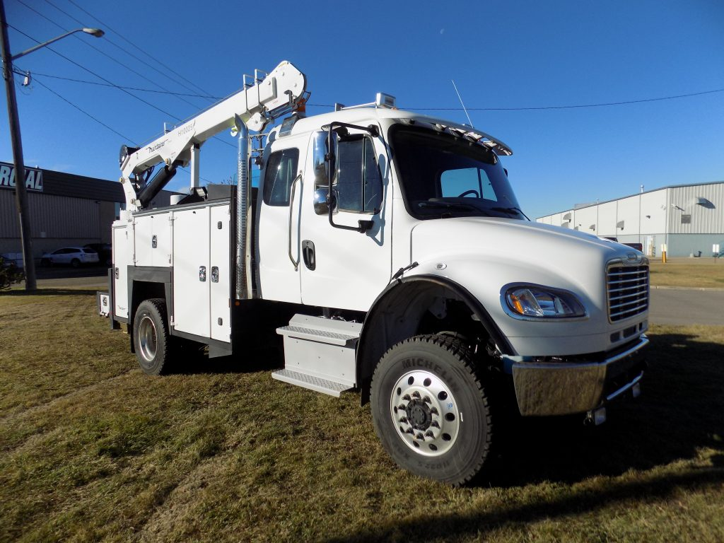 132″ Maintainer Service Body on Freightliner M2 132