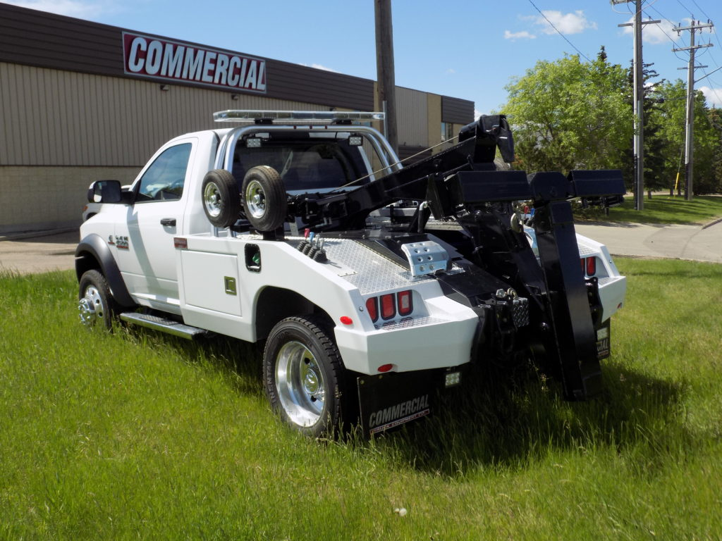 Vulcan 804 Wrecker on Dodge Ram 4500