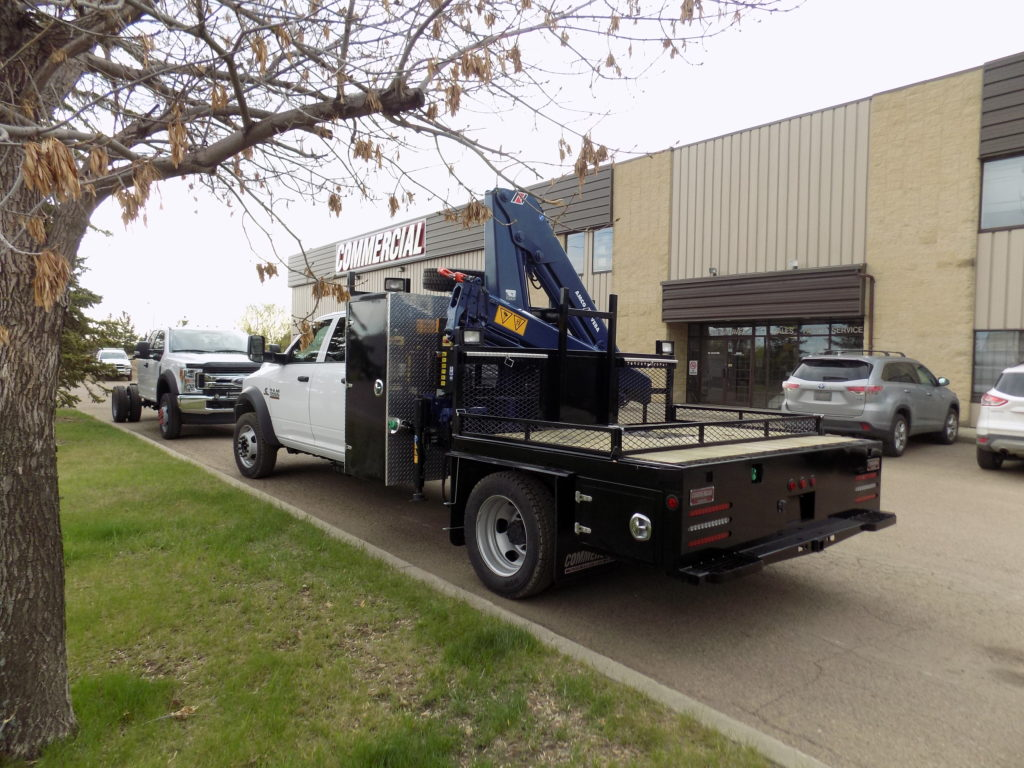 Oilfield Service Truck w/ Amco Veba 907 on Dodge 5500