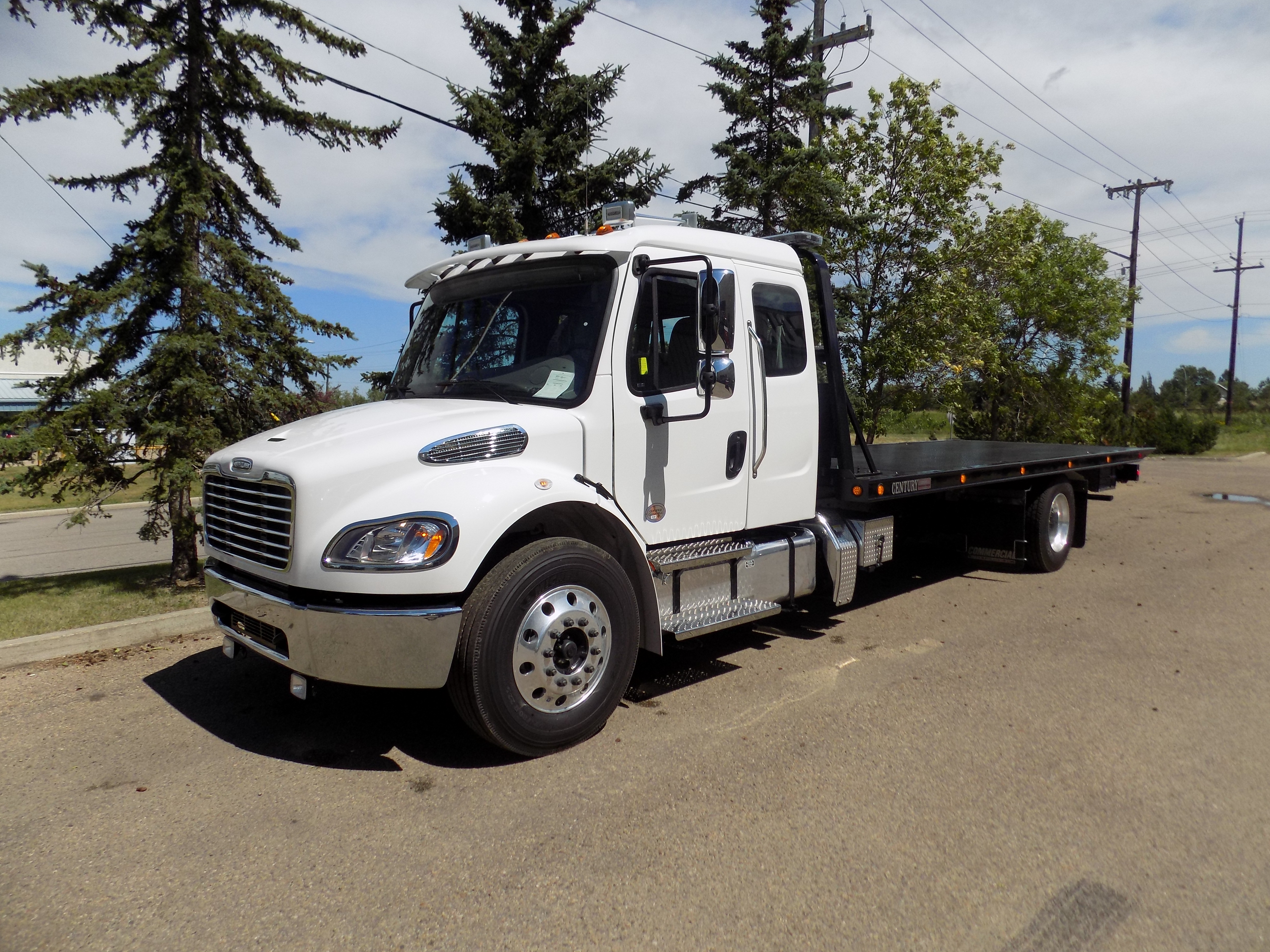 Tow Truck Calgary >> Century 16 Series 23' LCG on Freightliner M2 106 - Commercial Truck Equipment