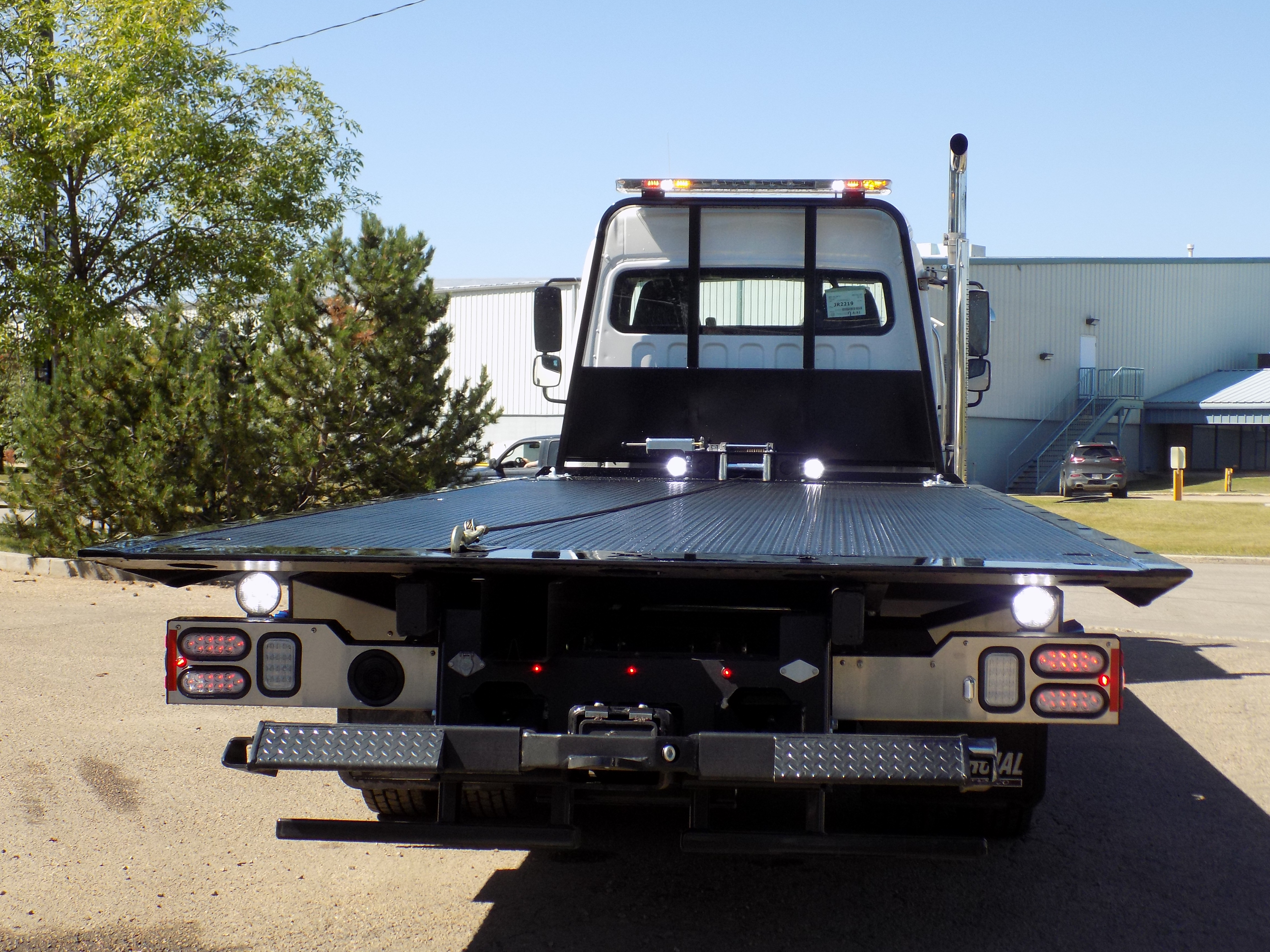 Century 12 Series 22' LCG on Freightliner M2 106 - Commercial Truck