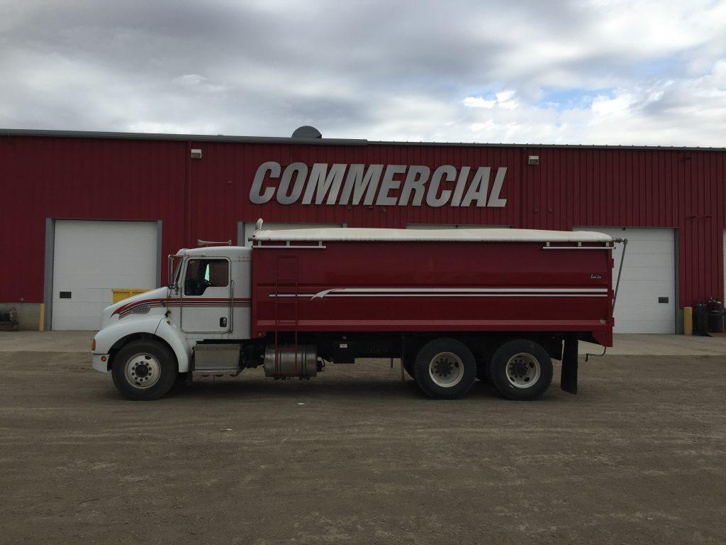 Kenworth T330 Grain Truck