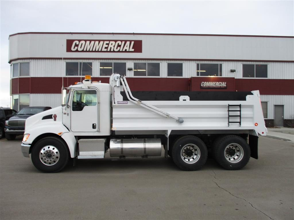 Renn 15′ HSSL Gravel Box on Kenworth T370