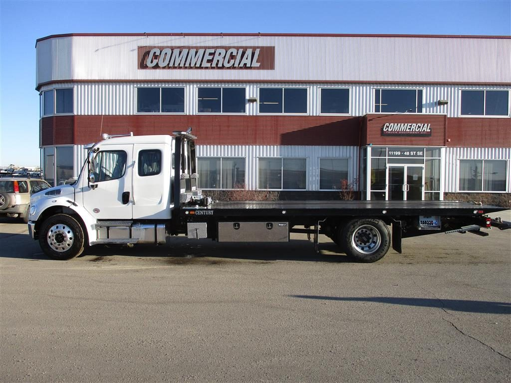 12 Series 22′ Century Carrier on Freightliner M2 106 Extended Cab
