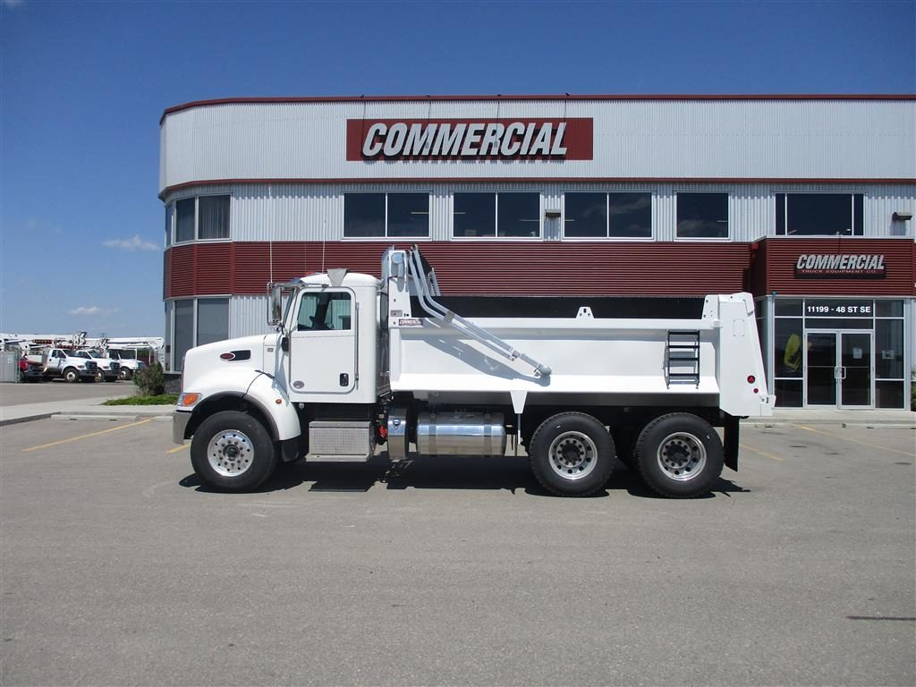 Bibeau BFL-S1503648 on Peterbilt 348