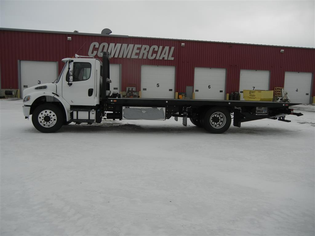 Miller 16 Series 23′ Carrier on Freightliner M2 106