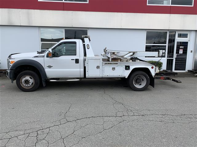 HPL35 Wrecker on 2016 Ford F550