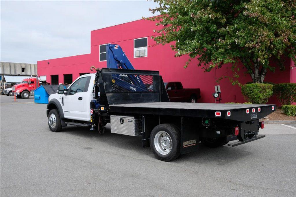 Amco Veba 906N Crane on Ford F550